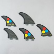 Shapers AM3 Core-Lite 5 Fin Set (FCS)