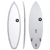 7S Salt Shaker Carbon Vector (Clear) Surfboard