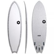 7S Super Fish 3 Carbon Vector (Clear) Surfboard