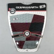 Ocean & Earth Hack Tailpad (Red)