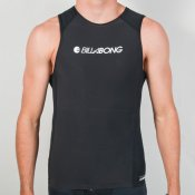 Billabong Mens Furnace Vest (Black)