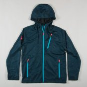 Jetty Clam Shell Jacket (Navy)