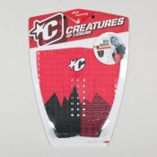 Creatures Mick Fanning (Red/Black)