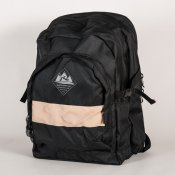 Rusty Chief Backpack (Black)