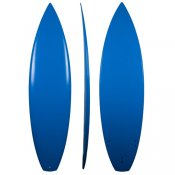 Eps Squash Shortboard (Royal Blue)