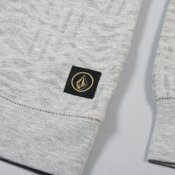 Volcom Afreaker Crew Fleece (Heather Grey)