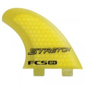 FCS Stretch SF4 Performance Core Five Fin Set