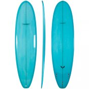 Modern Blackbird (Blue) Surfboard